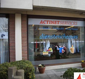Actinet Services - Contact